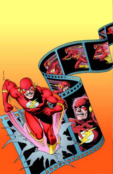Image: Flash Barry Allen Poster  - DC Comics