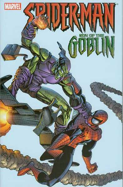 Image: Spider-Man: Son of the Goblin SC  - Marvel Comics