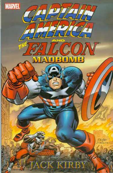 Image: Captain America & The Falcon: Madbomb SC  - Marvel Comics
