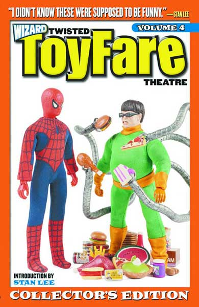 Image: Twisted Toyfare Theatre Vol. 04 SC  - Wizard Entertainment