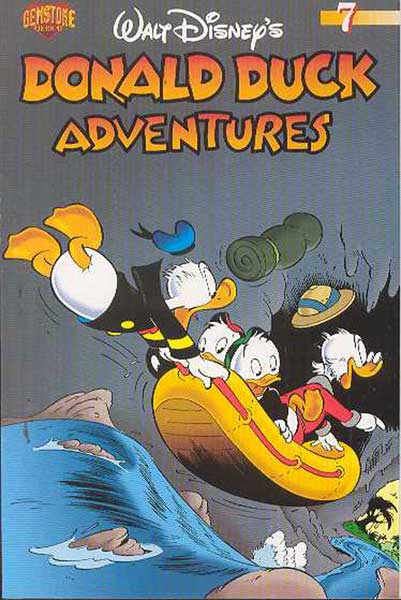 Image: Donald Duck Adventures Vol. 07 SC  - Gemstone Publishing