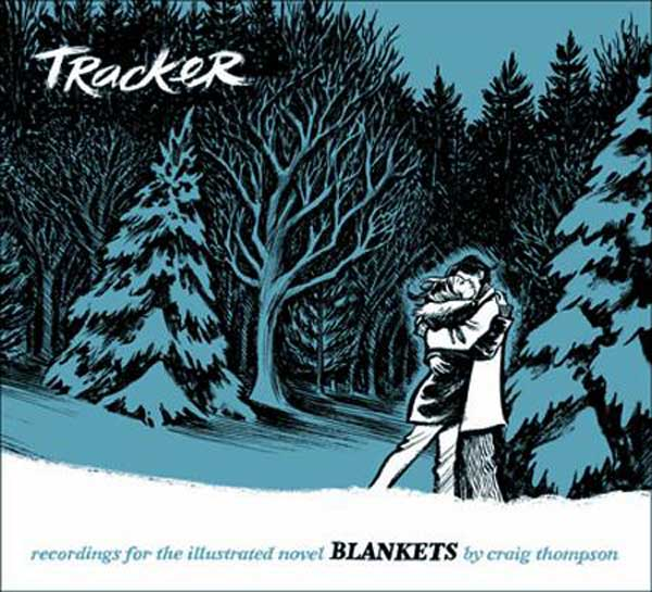 Image: Blankets Soundtrack  (CD) - Top Shelf Productions