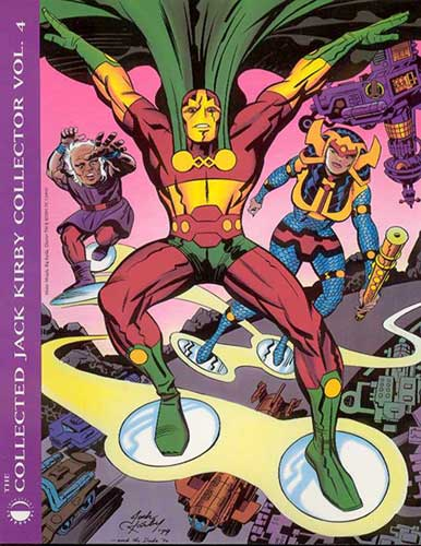 Image: Collected Jack Kirby Collector Vol. 04 SC  - Twomorrows Publishing