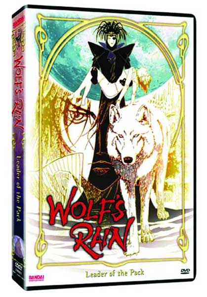 Image: Wolf's Rain Vol. 01: Leader of the Pack DVD  -