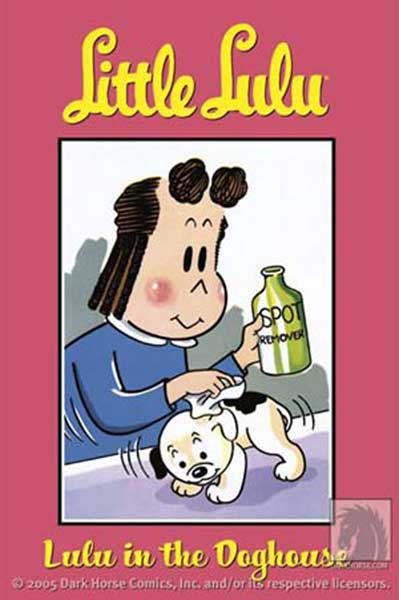 Image: Little Lulu Vol. 03: Lulu in the Doghouse SC  - Dark Horse Comics