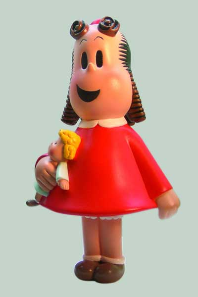 Image: Little Lulu Vinyl Figure: Little Lulu  -