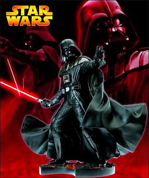 Image: Star Wars: Darth Vader #2 Kotobukiya Model Kit  - Dark Horse Comics