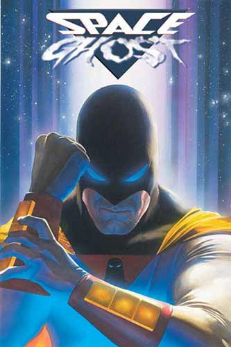 Image: Space Ghost SC  - DC Comics