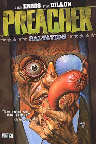 Image: Preacher Vol. 07: Salvation SC  (new ed.) - DC Comics