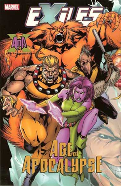Image: Exiles Vol. 10: Age of Apocalypse SC  - Marvel Comics