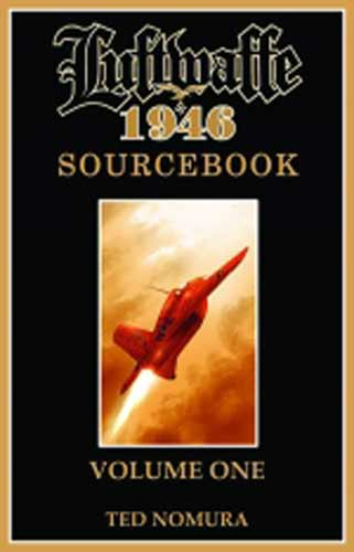 Image: Luftwaffe 1946: Sourcebook Vol. 1 SC  - Antarctic Press
