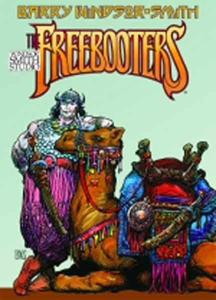 Image: Freebooters HC  - Fantagraphics Books