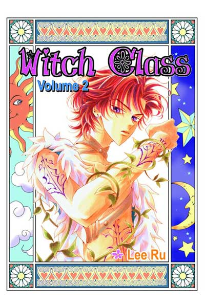 Image: Witch Class Vol. 02 SC  - Infinity Studios
