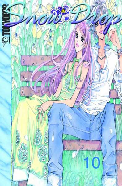 Image: Snow Drop Vol. 10 SC  - Tokyopop