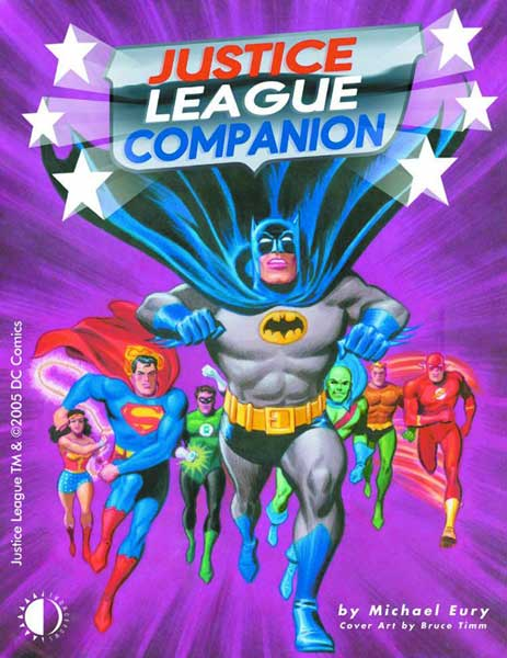 Image: Justice League Companion Vol. 01 SC  - Twomorrows Publishing