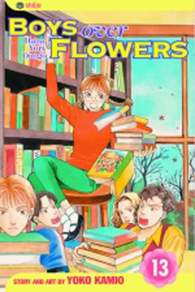 Image: Boys Over Flowers Vol. 13 SC  - Viz Media LLC