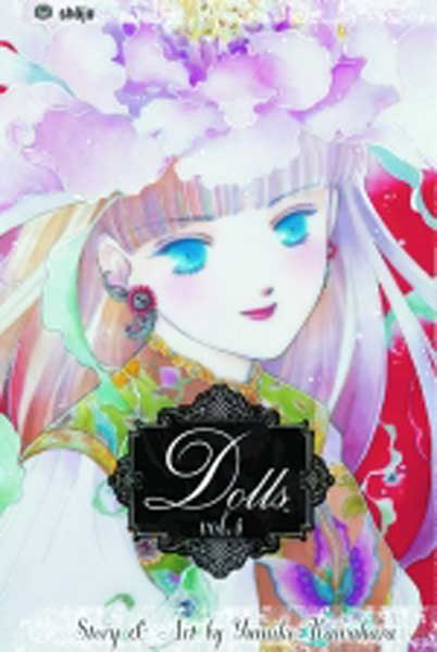 Image: Dolls Vol. 04 SC  - Viz Media LLC