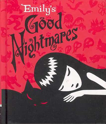 Image: Emily's Good Nightmares HC  -