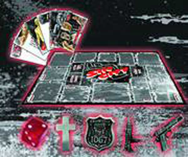 Image: Sin City Board Game  - Dark Horse Comics