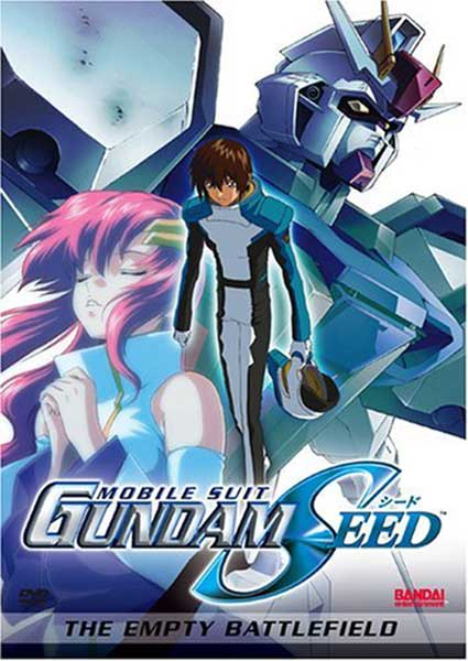 Image: Mobile Suit Gundam SEED Movie I: The Empty Battlefield DVD  -