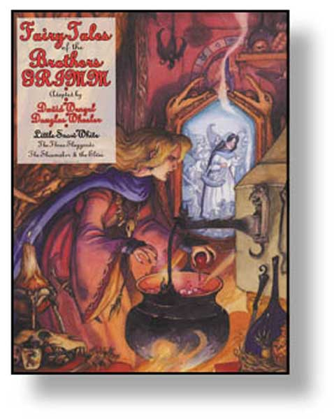 Image: Fairy Tales of the Brothers Grimm HC  - NBM