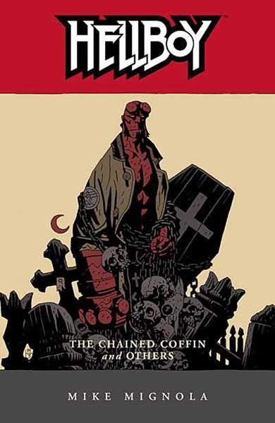 Image: Hellboy Vol. 03: Chained Coffin and Others SC  - Dark Horse Comics