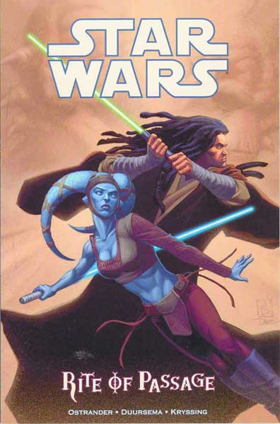 Image: Star Wars: Rite of Passage SC  - Dark Horse Comics