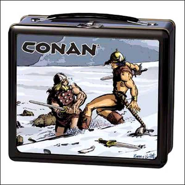 Image: Conan Lunchbox  - Dark Horse Comics