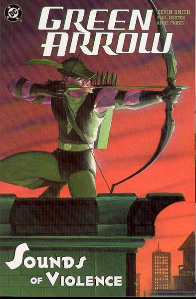 Image: Green Arrow: Sounds of Violence SC  - DC Comics
