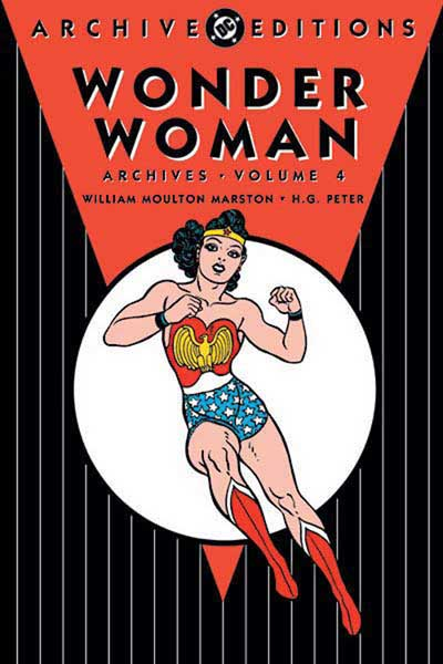 Image: Wonder Woman Archives Vol. 04 HC  - DC Comics