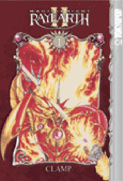 Image: Magic Knight Rayearth II Vol. 1 SC  - Tokyopop