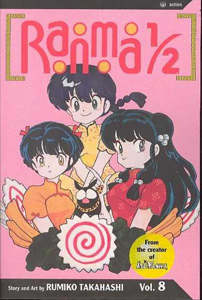 Image: Ranma 1/2 Vol. 08 SC  - Viz Media LLC