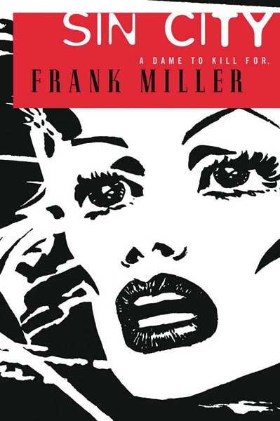 Image: Frank Miller's Sin City Vol. 02: A Dame to Kill For  (2nd ed.) SC - Dark Horse Comics