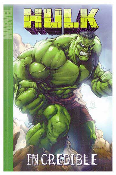 Image: Marvel Age Hulk Vol. 01: Incredible  (digest) - Marvel Comics