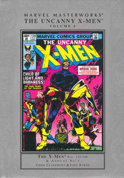 Image: Marvel Masterworks: Uncanny X-Men Vol. 05 HC  - Marvel Comics