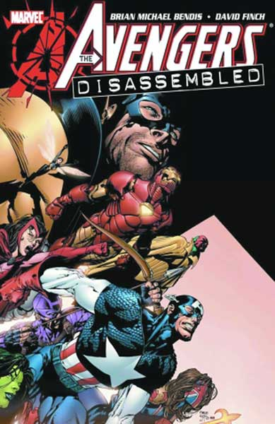 Image: Avengers Disassembled SC  - Marvel Comics