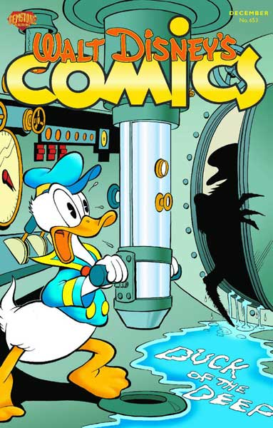 Image: Walt Disney's Comics & Stories #653 - Gemstone Publishing