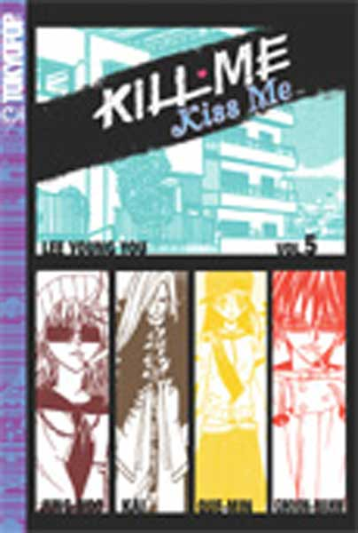 Image: Kill Me, Kiss Me Vol. 05 SC  - Tokyopop