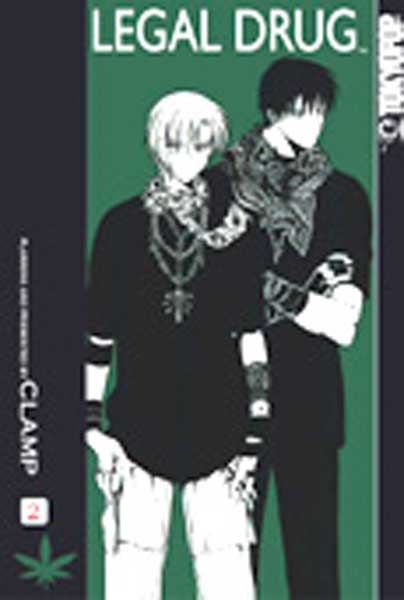 Image: Legal Drug Vol. 02 SC  - Tokyopop