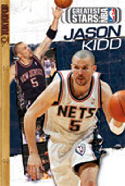 Image: Greatest Stars of the NBA Cine-Manga Vol. 03: Jason Kidd SC  - Tokyopop Cine-Manga