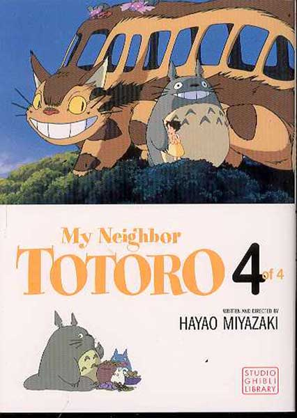 Image: My Neighbor Totoro Vol. 04 SC  - Viz Media LLC