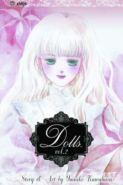 Image: Dolls Vol. 02 SC  - Viz Media LLC