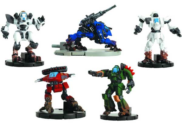Image: Mechwarrior: Age of Destruction Starter Set  -