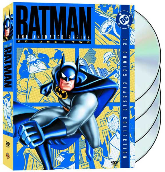 Image: Batman: The Animated Series Vol. 2 DVD  -