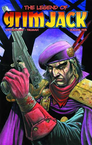 Image: Legend of Grimjack Vol. 05 SC  - IDW Publishing