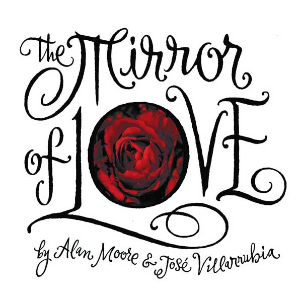 Image: Mirror of Love HC  - Top Shelf Productions