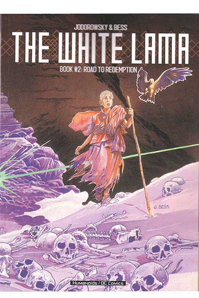 Image: White Lama #2: Road to Redemption SC  - DC Comics