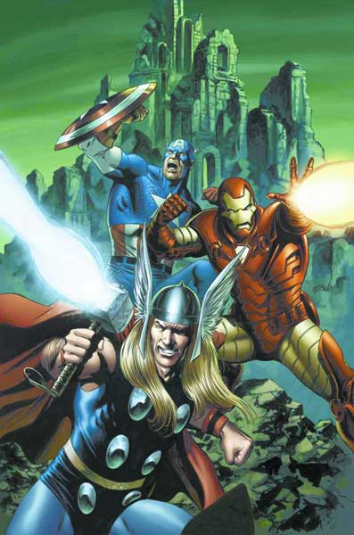 Image: Avengers Disassembled: Thor SC  - Marvel Comics