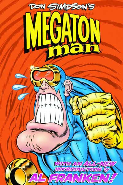 Image: Megaton Man Vol. 1 SC  - I-Books