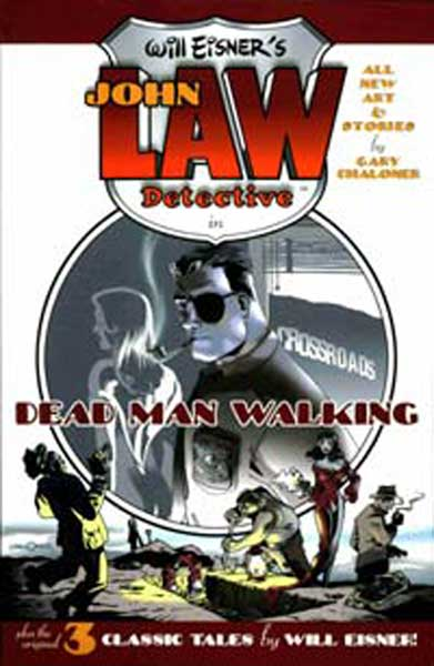 Image: Will Eisner's John Law: Vol. 01 SC  - IDW Publishing